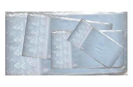 Sachet PE Plastibag transparent 200 mm x 250 mm