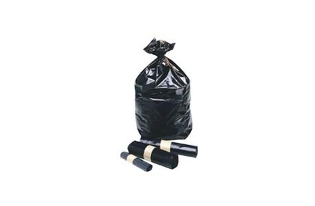 Sac poubelle 340 Litres 80 + 30 + 30 x 145 20µ M.D.