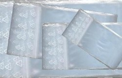 Sachet PE Plastibag transparent 350 mm x 450 mm