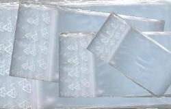 Sachet PE Plastibag transparent 420 mm x 510 mm