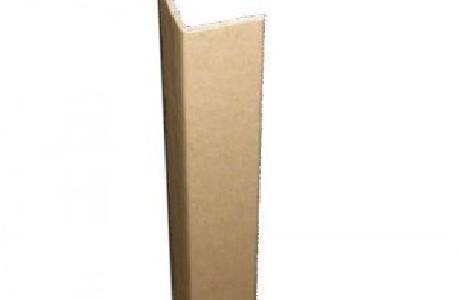 Cornière carton brun