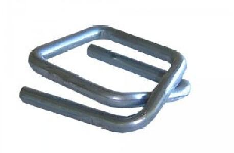 Boucles métalliques Galva 13 mm