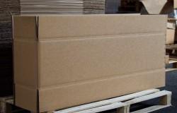 Caisse Triple Cannelure 1500 x 300 x 300 mm