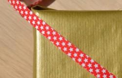 Pochettes cadeaux kraft dorées mat 7x12 cm XS mif